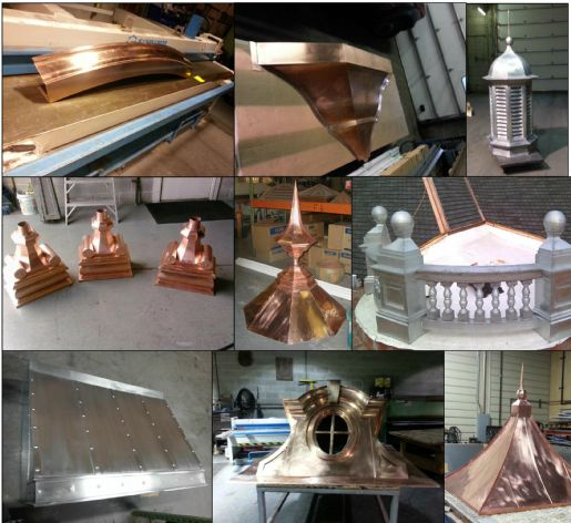 Chris Industries Custom Copper Fabrication and Distribution